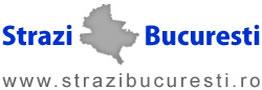 Harta Bucuresti online, strazi Bucuresti